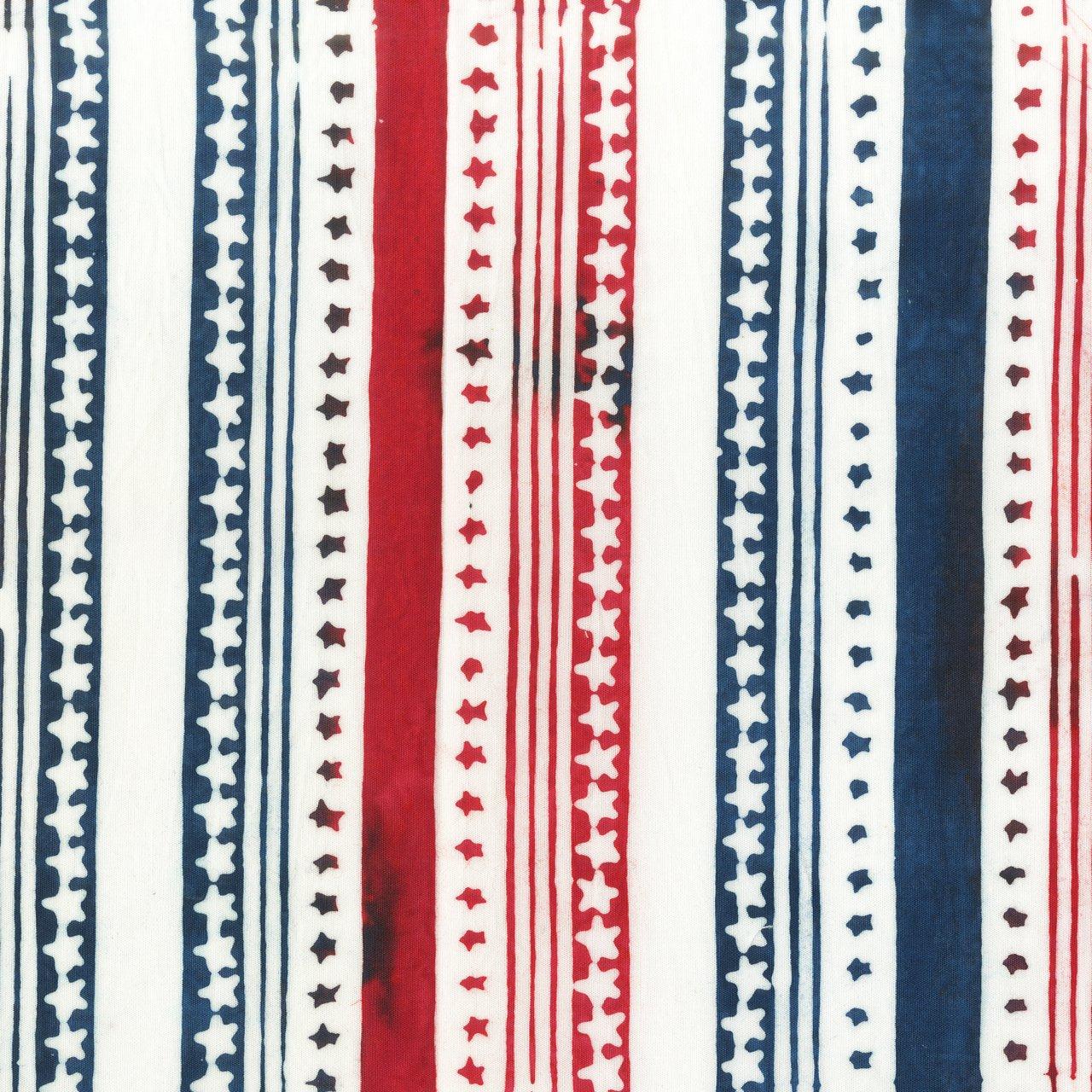 9003Q-1 Freedom Batiks by Anthology Fabrics