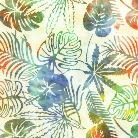 9031Q-4 Tropic Vibe Batiks by Anthology Fabrics