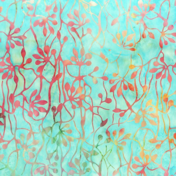 9033Q-7 Tropic Vibe Batiks by Anthology Fabrics