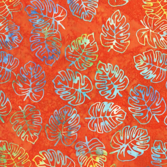 9034Q-8 Tropic Vibe Batiks by Anthology Fabrics
