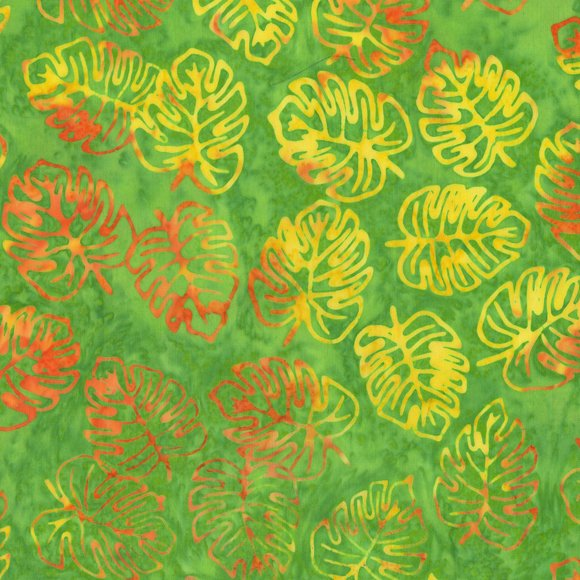 9034Q-9 Tropic Vibe Batiks by Anthology Fabrics