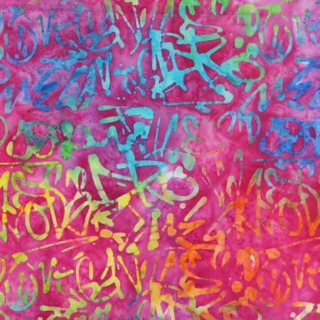 991Q-X Painter's Palette by Anthology Fabrics