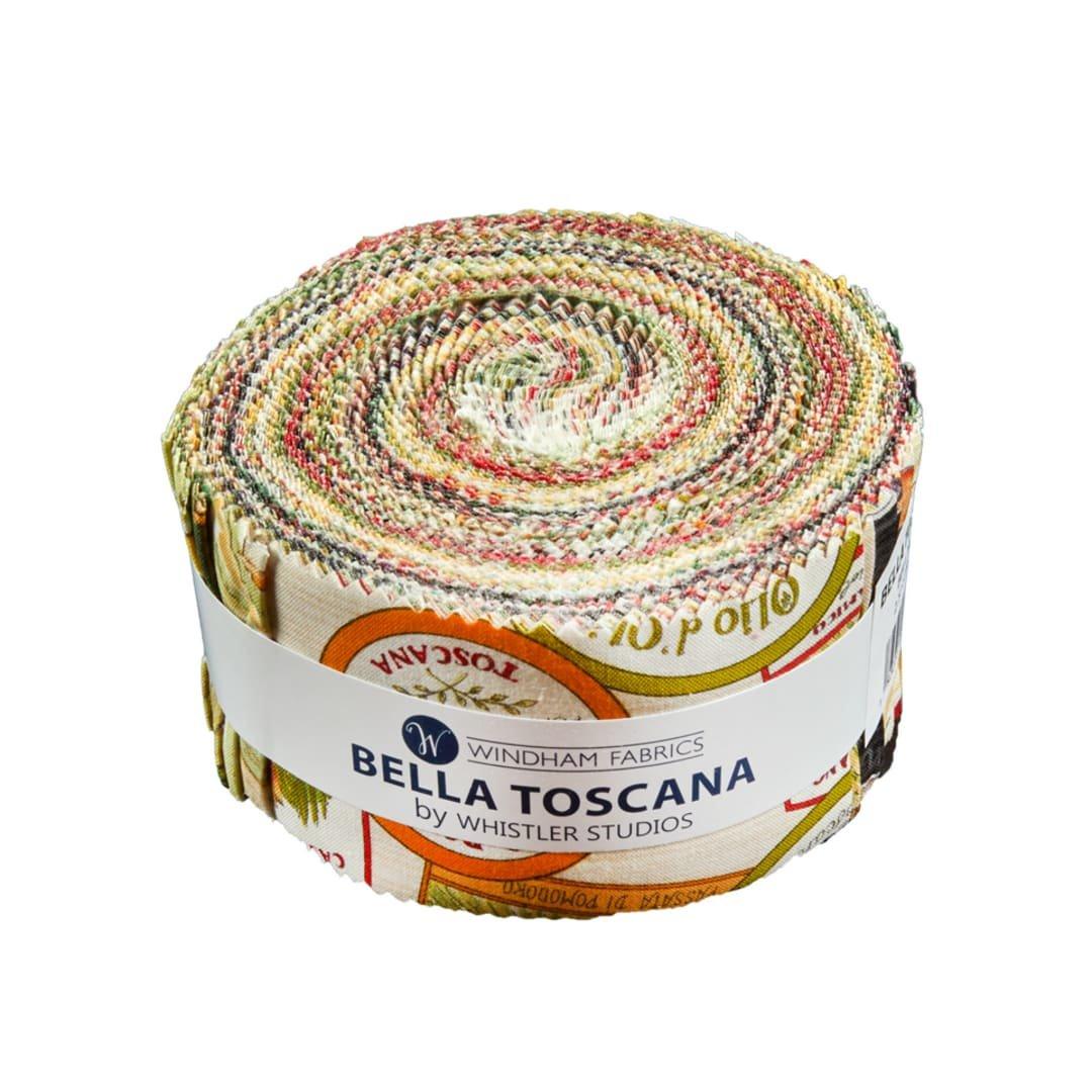 2 1/2 Strips Bella Toscana by Windham Fabrics
