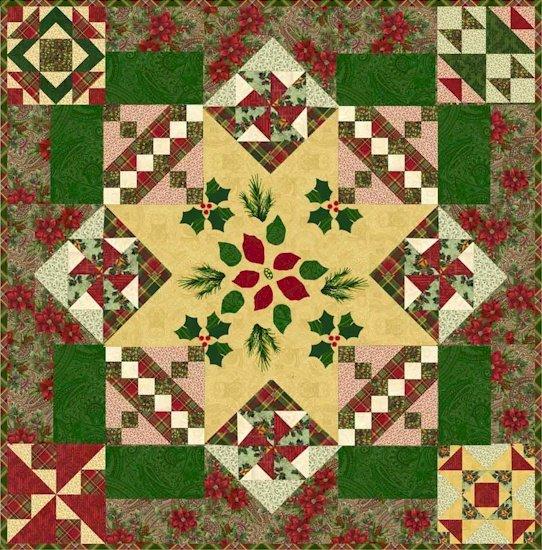 Christmas Peace Kit by Windham Fabrics
