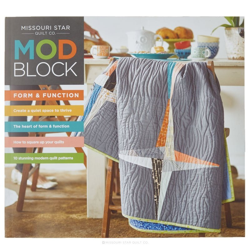 Mod BLOCK Magazine -  Special Color Issue Vol 1 Issue 1