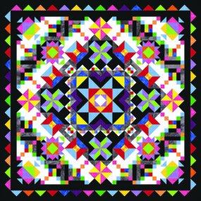Dutch Wonderland Quilt Kit