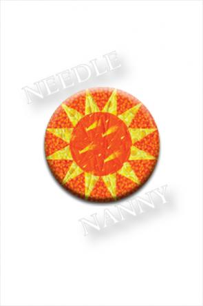 Sunrise Needle Nanny by Felice Regina for Zappy Dots