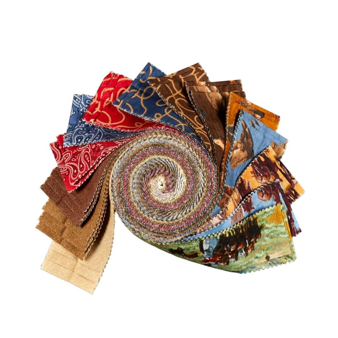 2 1/2 Strips Happy Trails by Windham Fabrics