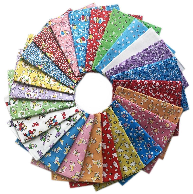 Fat Quarter Bundle 24pcs Storybook by Whistler Studios for Windham Fabrics