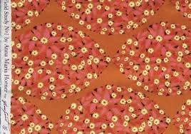 PWAH 049 Orange Anna Maria Horner Field Study