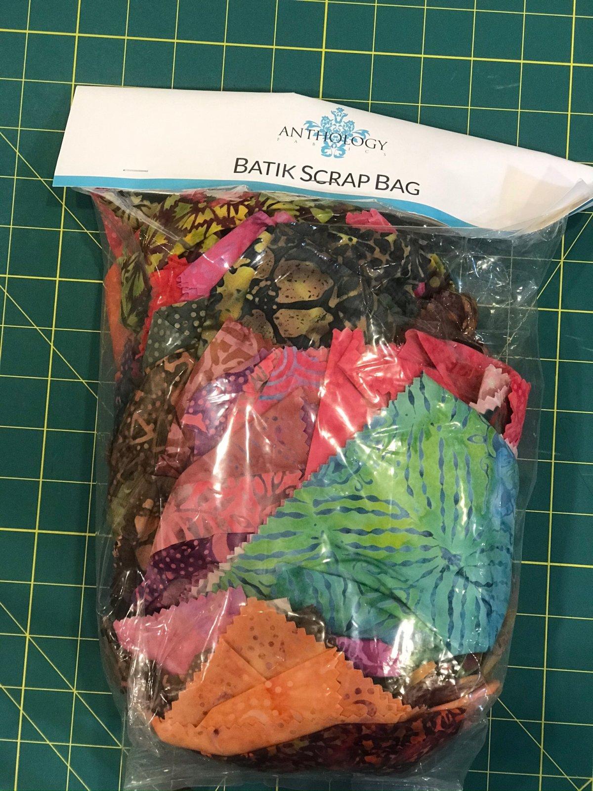 Anthology Fabrics Assorted Scrap Bag