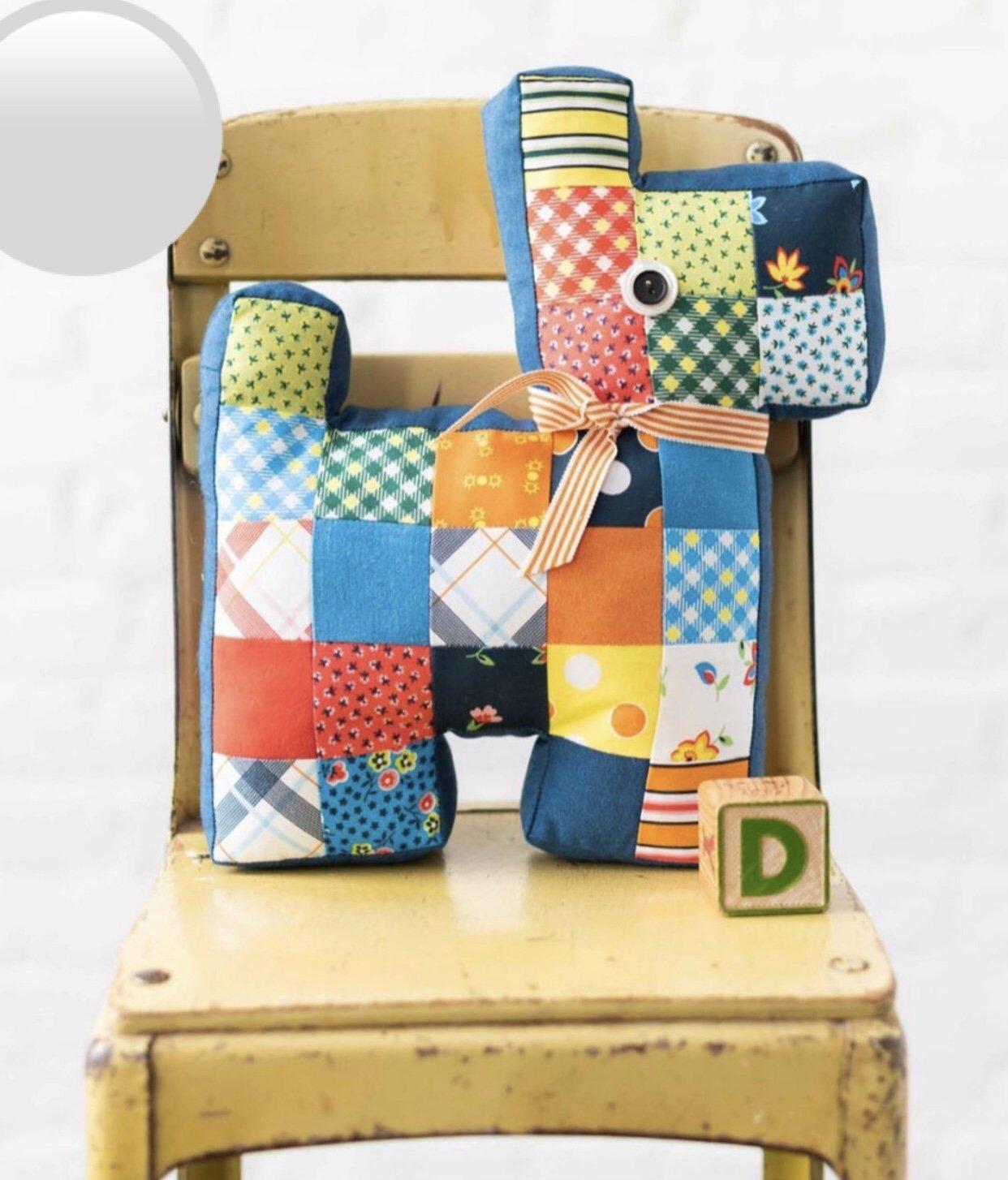 SDKFT Scottie Dog Kit by Denyse Schmidt for Windham Fabrics
