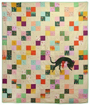 Mother's Quilt Pattern designed by Heather Ross