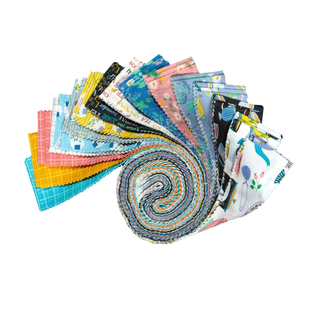 2 1/2 Strips My Cup of Tea by Windham Fabrics