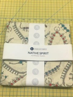 10 squares Native Spirit by Windham Fabrics