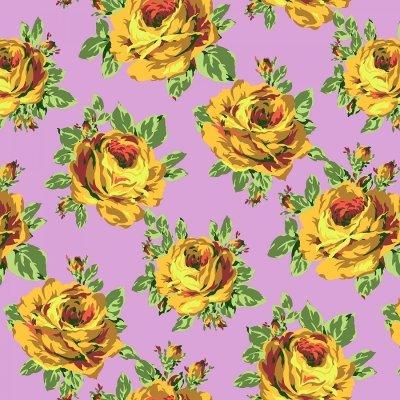 PWAB160 Violet Amy Butler Eternal Sunshine Rose Lore