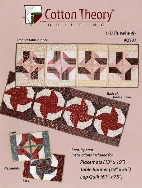 QY41 Cotton Theory Quilting Courthouse Combo