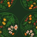 40928-2 Tiger Lily designed by Heather Ross for Windham Fabrics