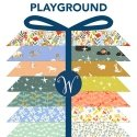 Playground by Dylan M for Windham Fabrics Fat Quarter Bundle 20pcs