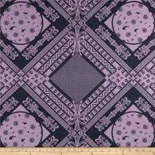 AH41 Purple LouLouThi by Anna Maria Horner