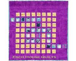 Follow Me Quilt Pattern by Esch House Quilts