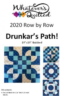 Row by Row 2020 Kit