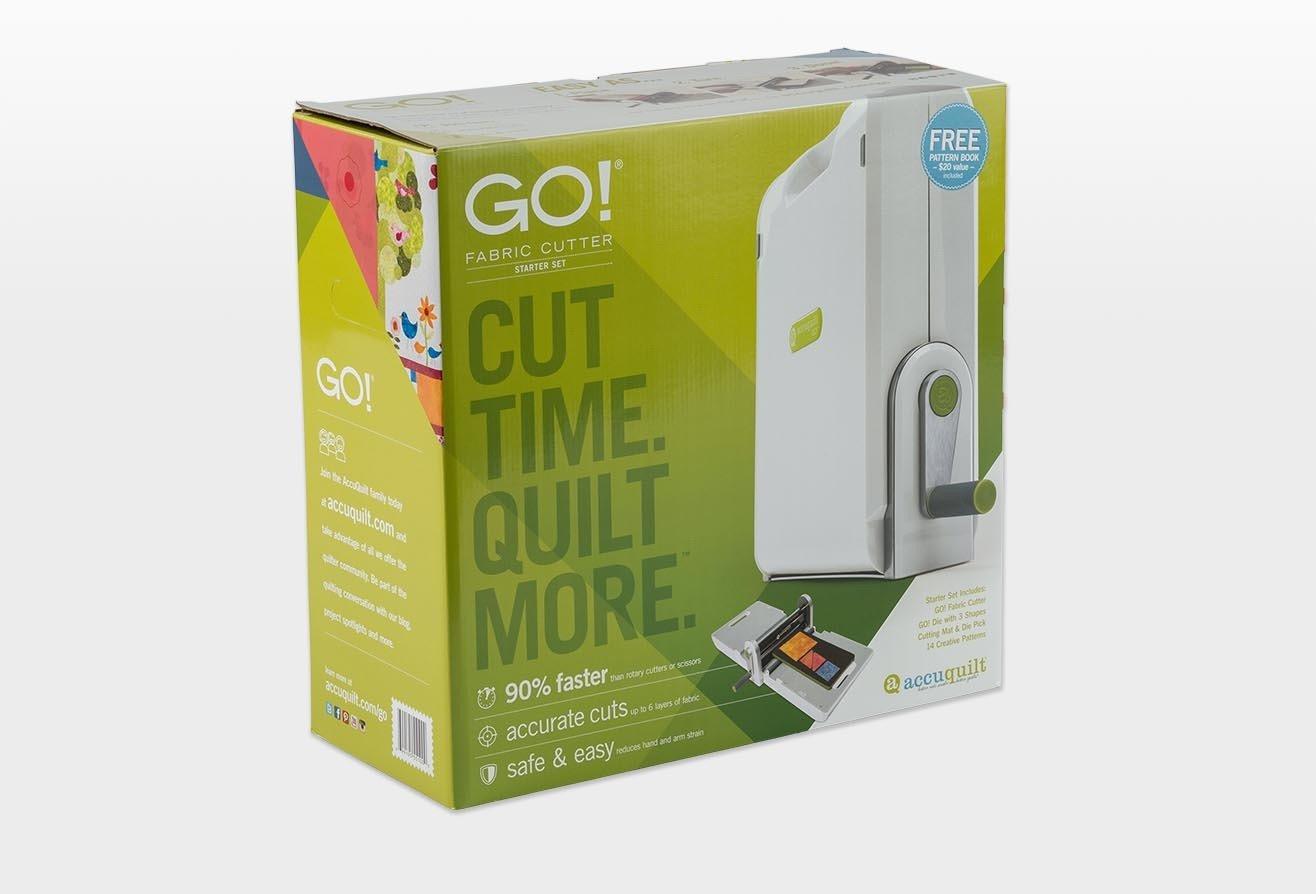 GO! Fabric Cutter Starter Set