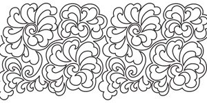 Swirly Gig - 13.5 rows 18x 139 roll  Panto