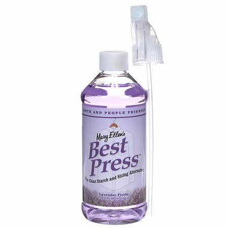 Best Press Spray Starch Lavender Fields 16.9 oz