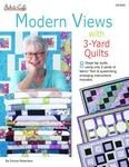 Book: Modern Views with 3 Yard Quilts