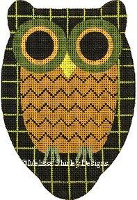 2032D - RIC RAC OWL