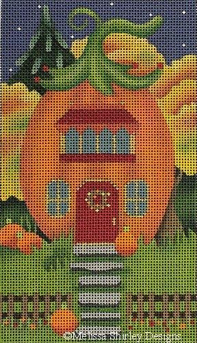 2104C - PUMPKIN HOUSE #3