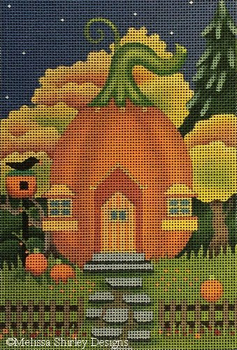 2104A - PUMPKIN HOUSE #1