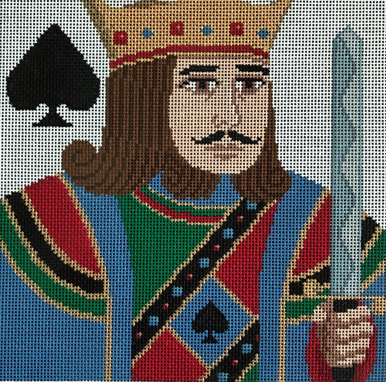 0791 - KING OF SPADES