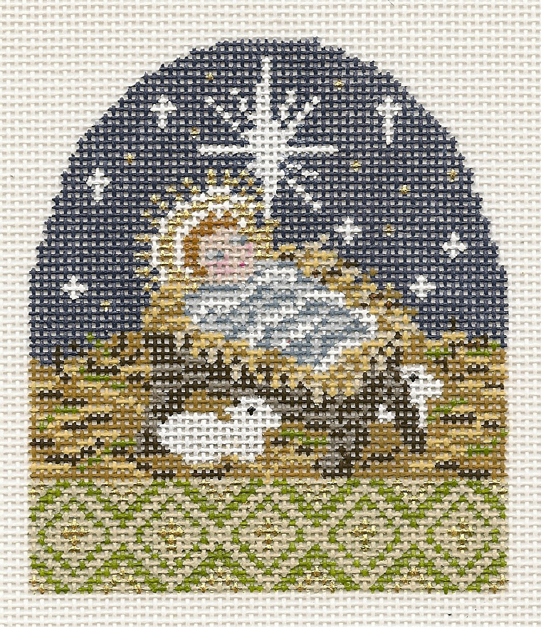 CC1 - JESUS IN A MANGER LAY