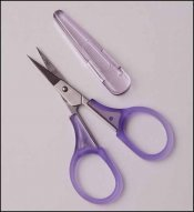 4527 - COTTON CANDY SCISSORS/LAVENDER