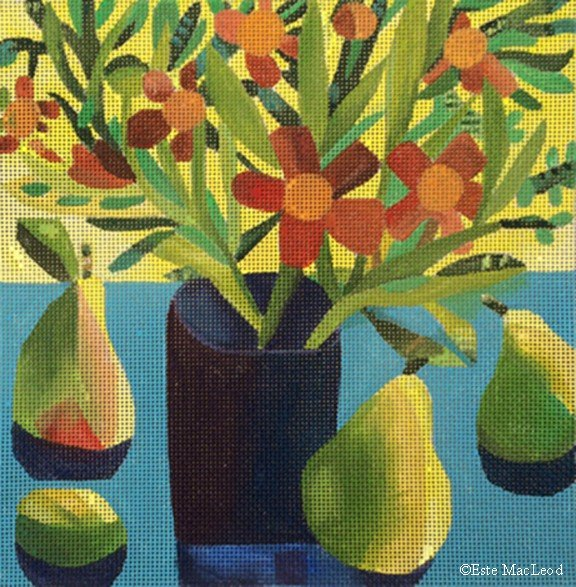 EML112 - FLOWERS AND PEARS