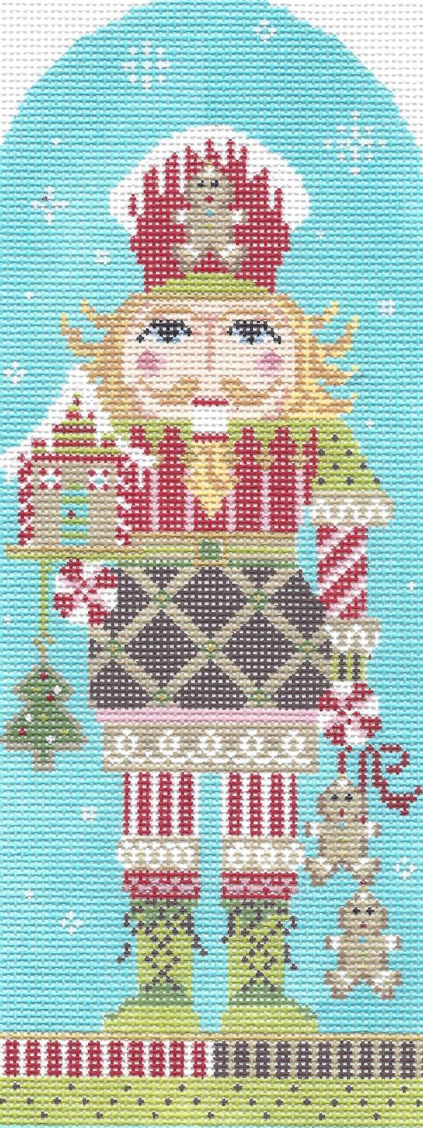 KPF119NC - GINGERBREAD NUTCRACKER