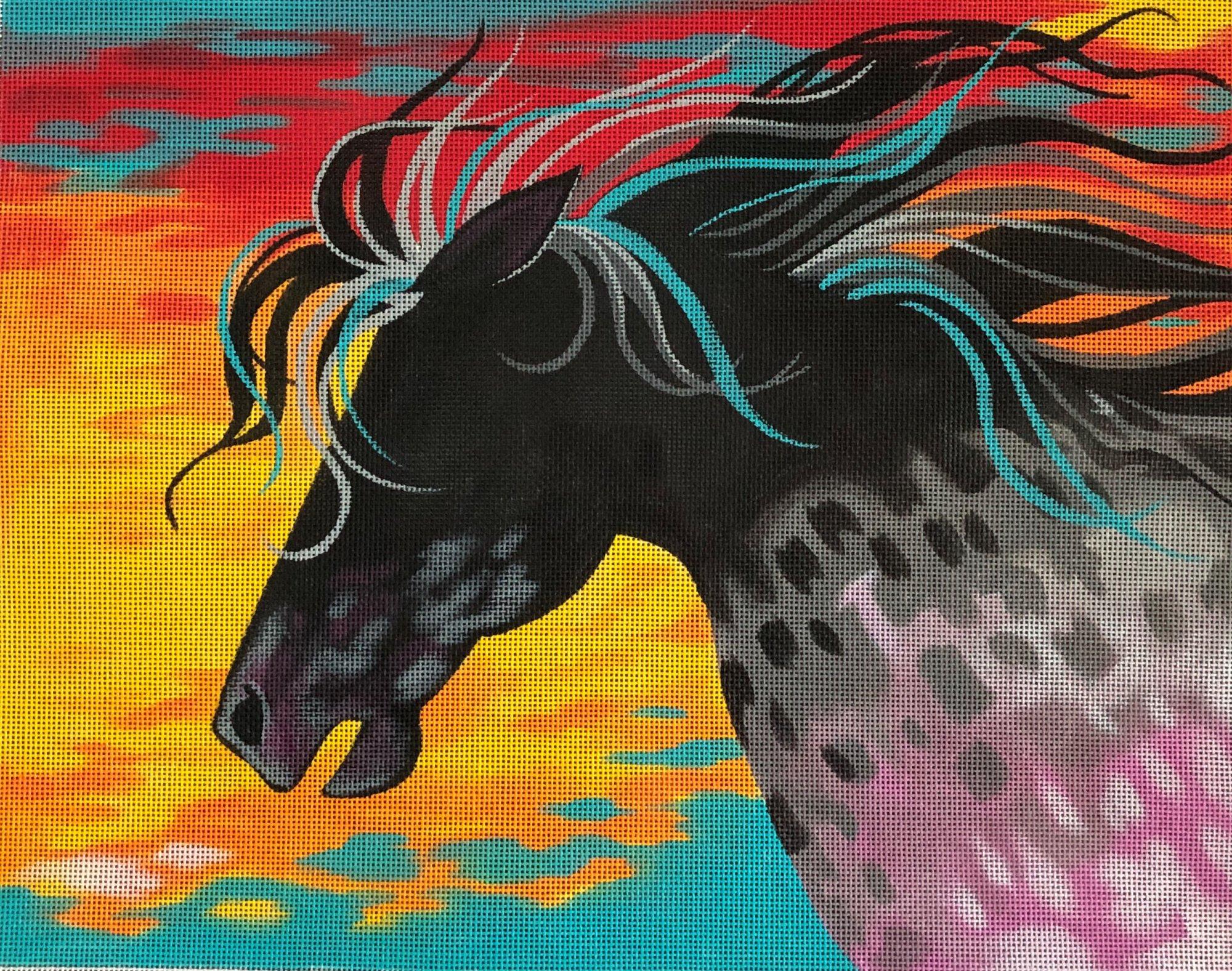 LGDP523 - FIRE HORSE