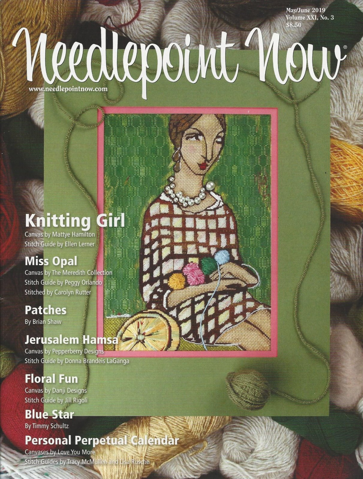 MAY/JUNE 2019 NEEDLEPOINT NOW
