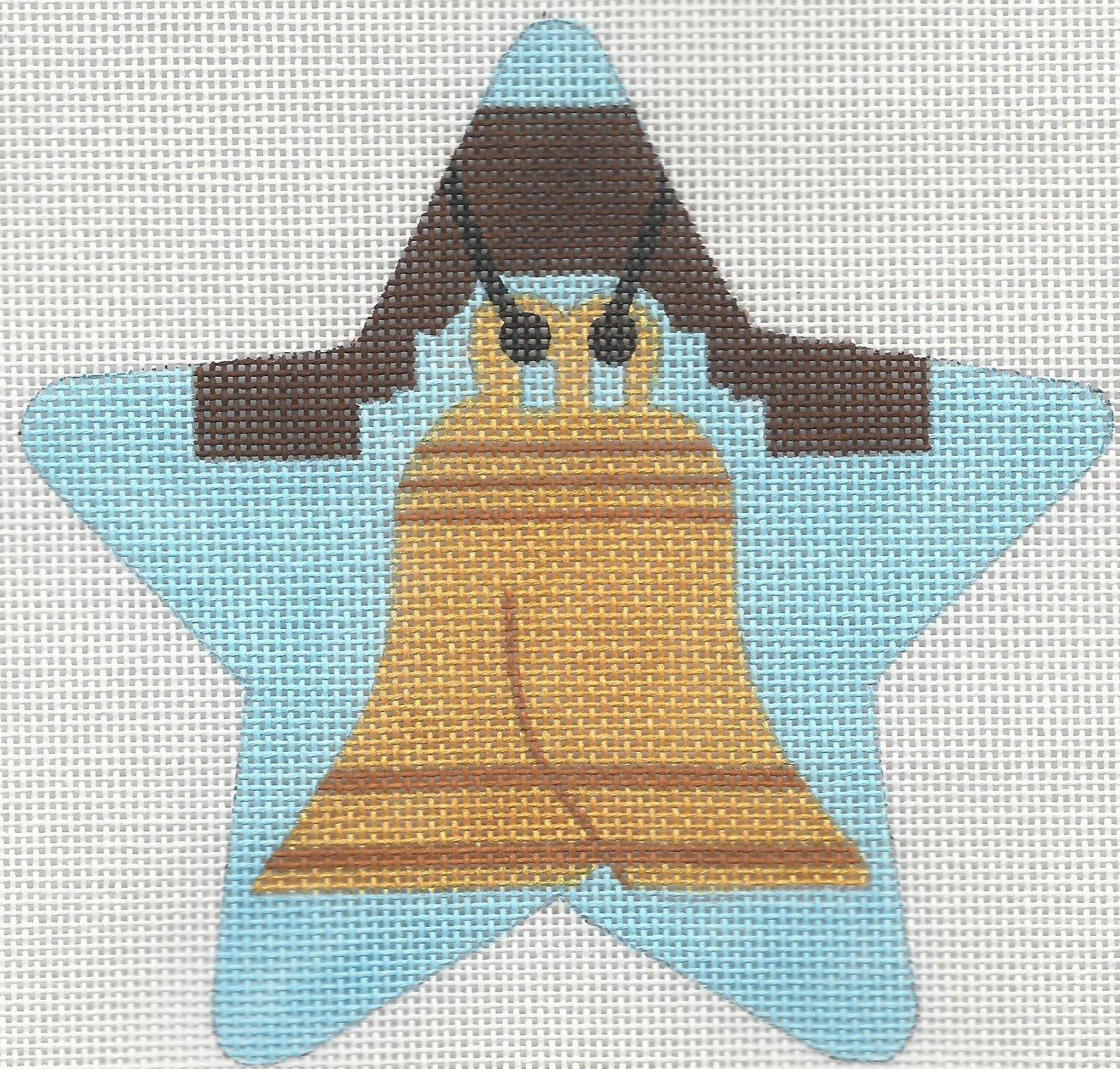 HO1400-LIBERTY BELL STAR