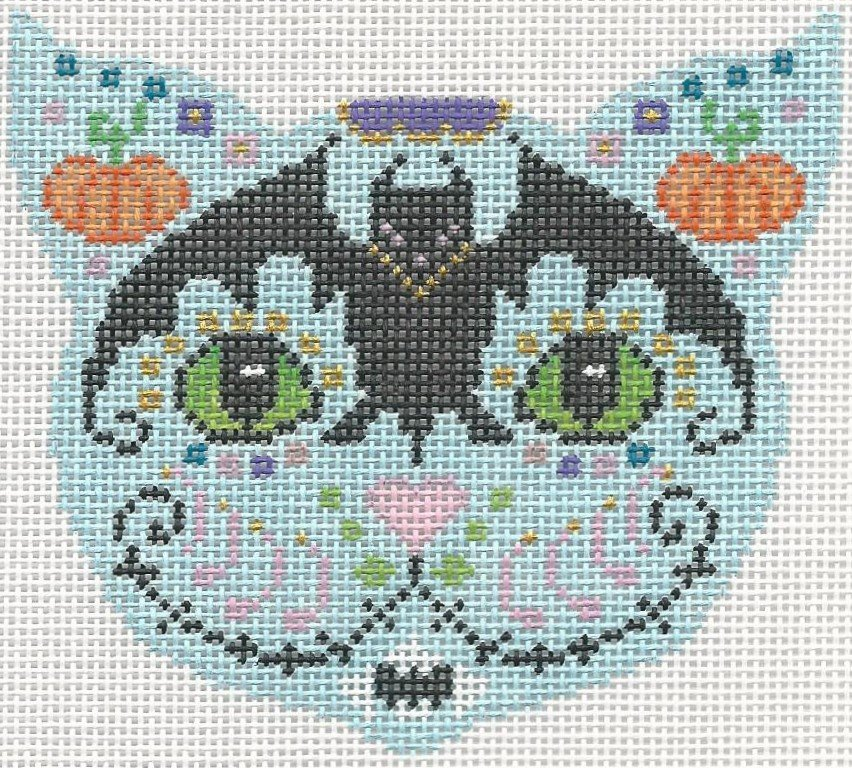 B296A - DAY OF THE DEAD CAT / BAT