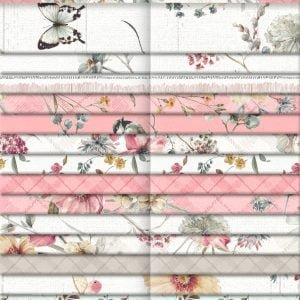 A Country Weekend, 40 Karate Crystals, 2.5 Strips, 40pcs