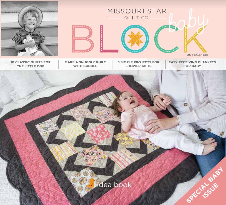 Missouri Star Block Magazine Mystery Vol 5 Issue 1