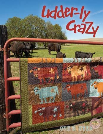 Book One Sister - Udder-ly Crazy