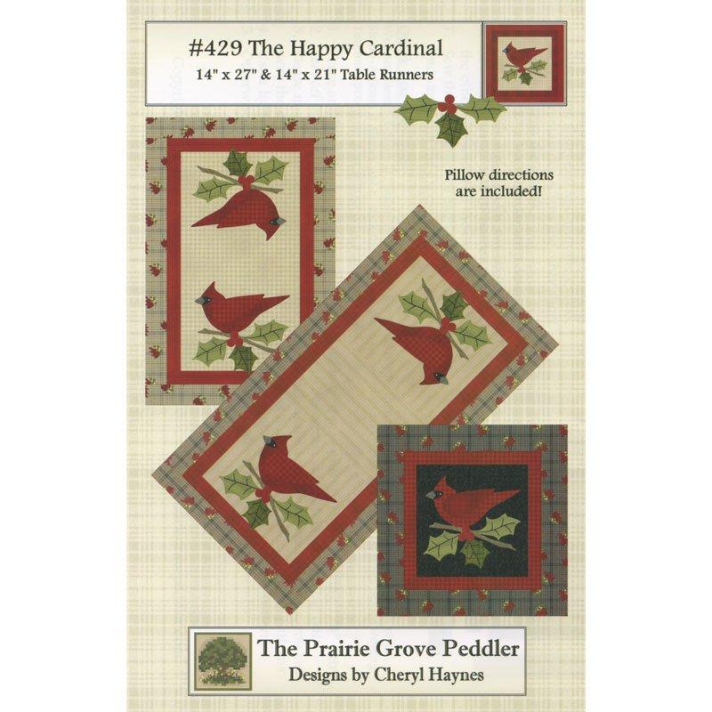 The Happy Cardinal Kit