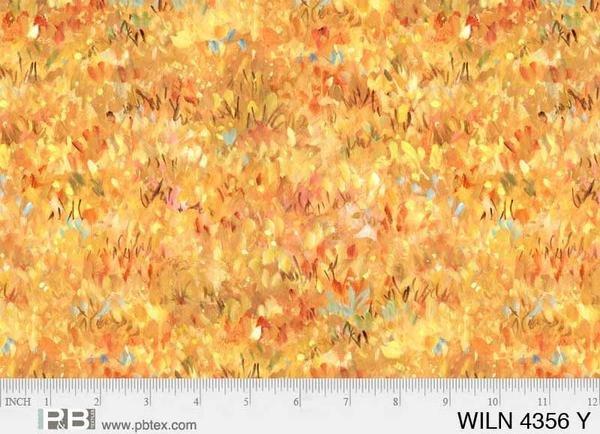 Wildlife Nouveau by Jon Van Zyle-yellow gold