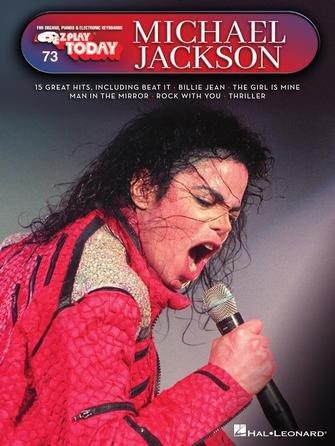 EZ PLAY TODAY 73 MICHAEL JACKSON