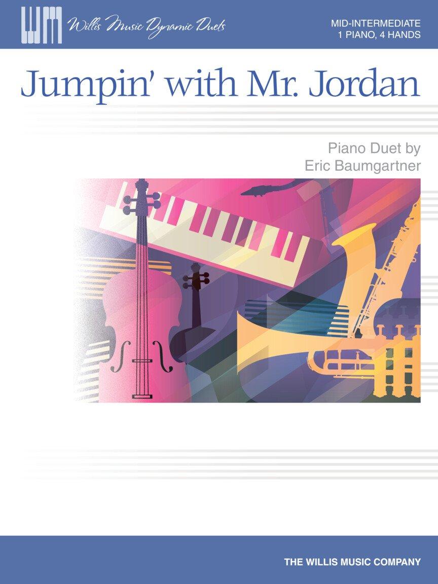 JUMPIN WITH MR JORDAN BAUMGARTNER