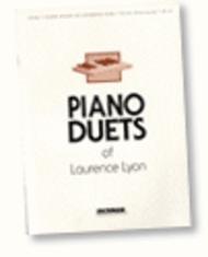 PIANO DUETS LYON LDS (00338 ) (Sacred Piano Duet Folios )